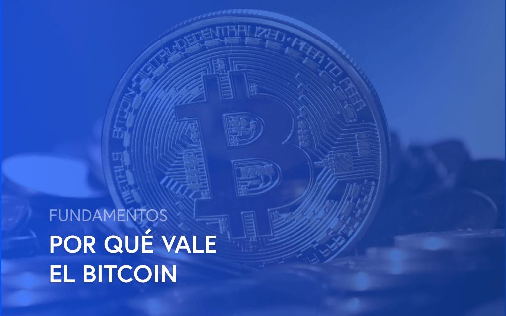 Conoce qué permite al Bitcoin tener valor y ser una especie de oro digital